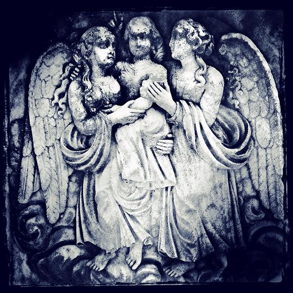 Metal Angel Print