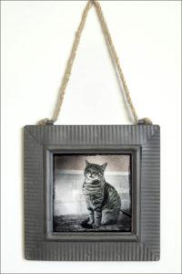 Tin Frame Cinque Terre Cat 2